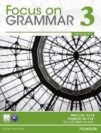 Focus on Grammar 3 (Student Book) =CD 없음/내부 공부흔적없이 깨끗합니다
