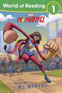 [해외]World of Reading This Is Ms. Marvel