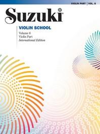 [해외]Suzuki Violin School, Vol 8 (Paperback)