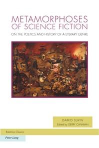 [해외]Metamorphoses of Science Fiction