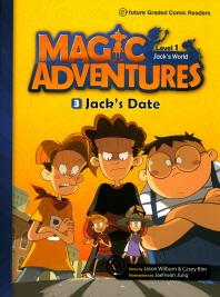 Magic Adventures(매직어드벤쳐) Level 1-3: Jack's Date(CD1장포함)
