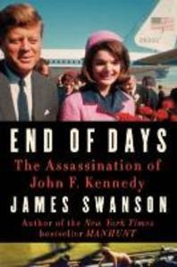 [해외]End of Days (Hardcover)