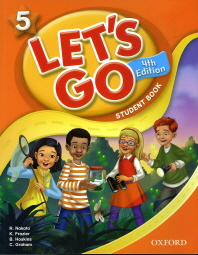 Let's Go. 5 Student Book