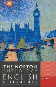 The Norton Anthology of English Literature Vol.2