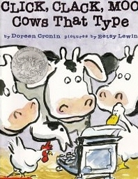 [보유]Click, Clack, Moo: Cows That Type (Student Edition)