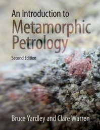 [해외]An Introduction to Metamorphic Petrology