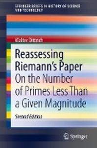 [해외]Reassessing Riemann's Paper