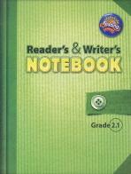 READERS WRITERS NOTEBOOK GRADE 2.1