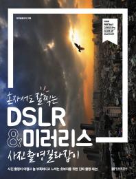 혼자서도 잘찍는 DSLR & 미러리스 사진촬영 길라잡이