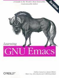 Learning GNU Emacs