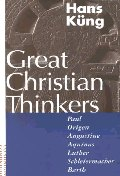 Great Christian Thinkers