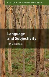 [해외]Language and Subjectivity (Hardcover)