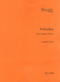 Preludes Pour Piano Livre I(SE 1108)