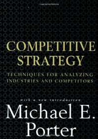 [해외]Competitive Strategy