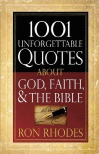 [해외]1001 Unforgettable Quotes about God, Faith, & the Bible