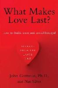 [해외]What Makes Love Last?