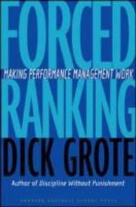 [해외]Forced Ranking (Hardcover)