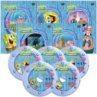 SpongeBob SquarePants(스폰지밥 네모바지) 2집 세트