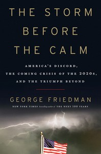 [해외]The Storm Before the Calm (Hardcover)