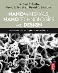 [해외]Nanomaterials, Nanotechnologies and Design