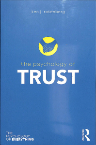 [해외]The Psychology of Trust