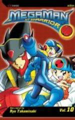 [해외]Megaman NT Warrior, Vol. 10 (Paperback)