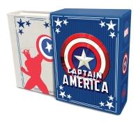 Marvel Comics: Captain America (Tiny Book)