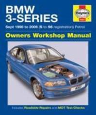 [해외]BMW 3-Series Service and Repair Manual