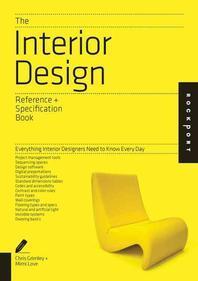 [해외]The Interior Design Reference & Specification Book (Paperback)