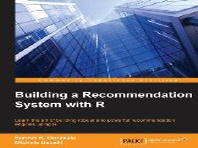 [해외]Building a Recommendation System with R (Paperback)