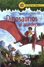 [해외]Dinosaurios al Atardecer = Dinosaurs Before Dark (Paperback)