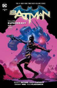 배트맨 Vol. 8: 슈퍼헤비