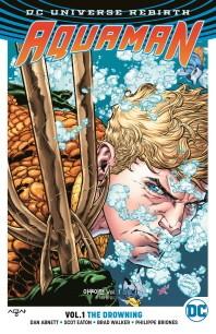 아쿠아맨 Vol. 1: 침몰(DC 그래픽 노블)
