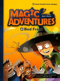 Magic Adventures(매직어드벤쳐) Level 1-4: Bad Frogs(CD1장포함)