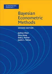 [해외]Bayesian Econometric Methods