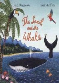 [노부영] Snail and the Whale (Paperback+CD)