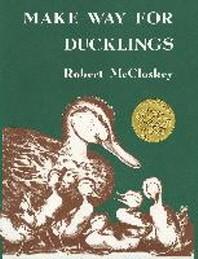 [해외]Make Way for Ducklings (Hardcover)