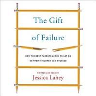 [해외]The Gift of Failure (Compact Disk)