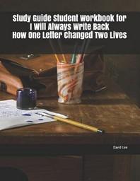[해외]Study Guide Student Workbook for I Will Always Write Back How One Letter Changed Two Lives (Paperback)
