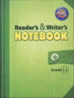 READERS WRITERS NOTEBOOK GRADE 2.2