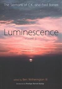 Luminescence, Volume 3