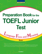 PREPARATION BOOK FOR THE TOEFL JUNIOR TEST: LFM(BASIC)