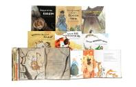 한림출판사 다국어그림책 몽골어판(전 6권)