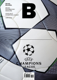매거진 B(Magazine B) No.27: Champions League(한글판)