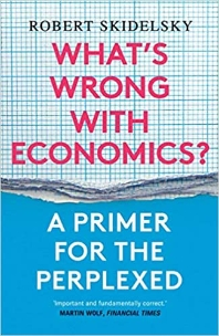 [해외]What's Wrong with Economics?