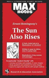 The Sun Also Rises (Maxnotes Literature Guides)