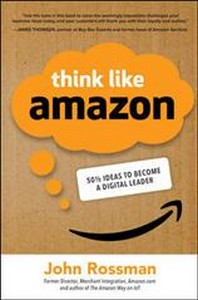 [해외]Think Like Amazon (Hardcover)
