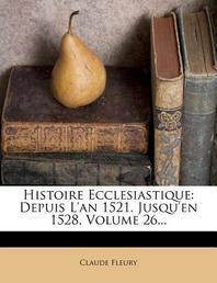 [해외]Histoire Ecclesiastique (Paperback)