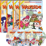 Wayside School(웨이사이드 스쿨) 2집 세트