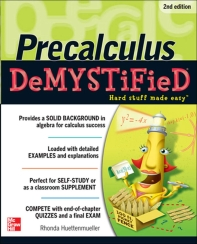 [해외]Pre-Calculus Demystified, Second Edition